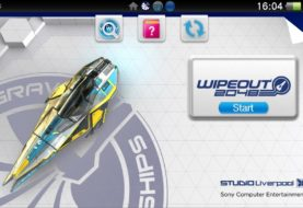 Demo Wipeout 2048 disponible sur le PSN now!