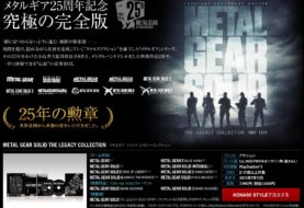 Un trailer japonais pour Metal Gear Solid The Legacy Collection