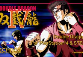 Double Dragon IV arrive sur Switch