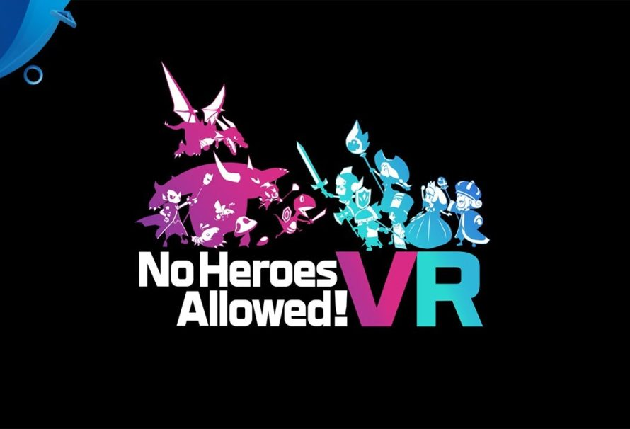 No Heroes Allowed ! VR le 14 octobre au Japon