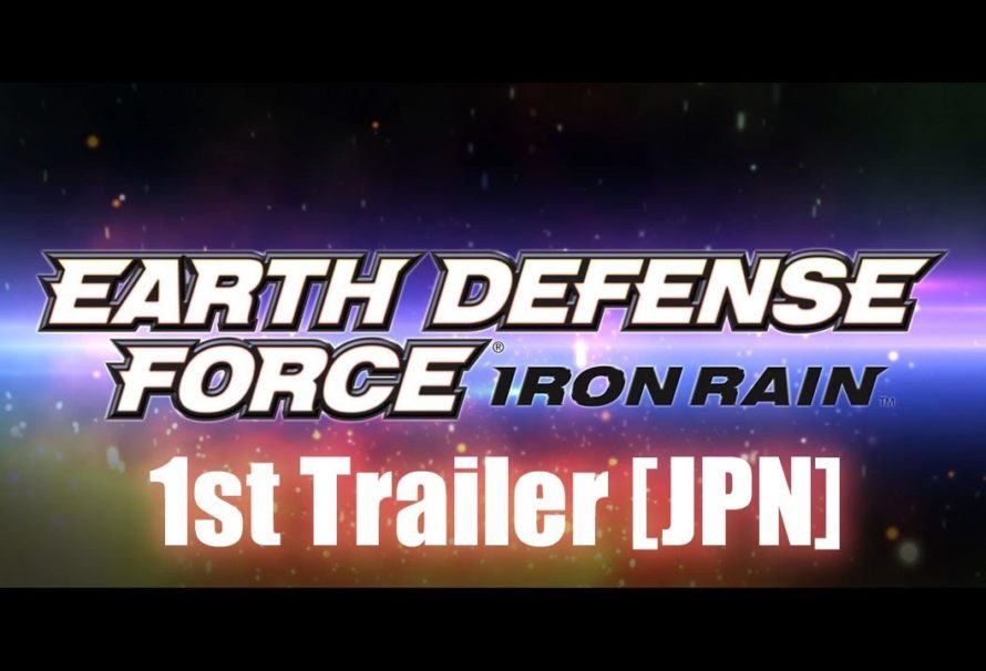Earth Defense Force: Iron Rain pour PS4 en 2018